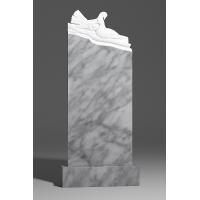 Резной памятник из мрамора коелга № 151