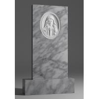 Резной памятник из мрамора коелга № 161