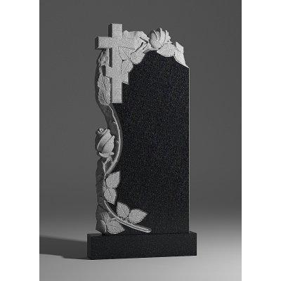 Резной памятник из габбро-диабаза № 171