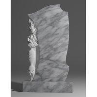 Резной памятник из мрамора коелга № 197