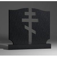 Двойной памятник из габбро-диабаза № 9