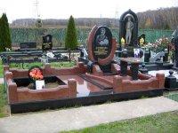 Фото установленных памятников