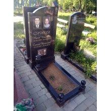 Изготовление памятника по индивидуальному проекту г. Москва