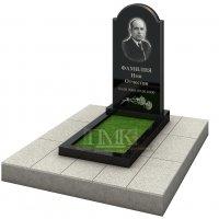 Памятник надгробие из гранита № 102