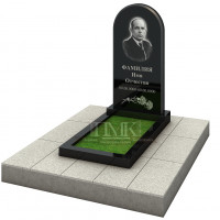 Памятник надгробие из гранита № 204