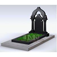 Памятник из гранита Арка А-14