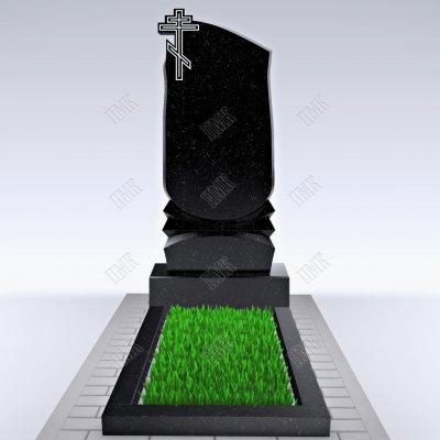 Памятник надгробие из гранита № 4