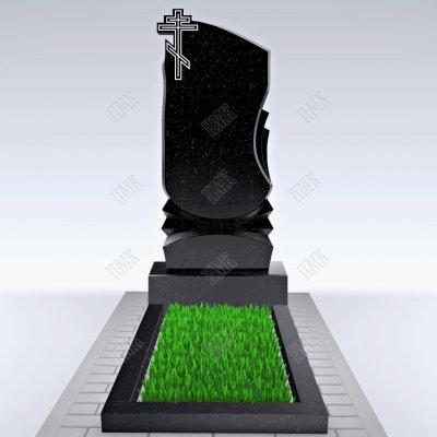 Памятник надгробие из гранита № 5