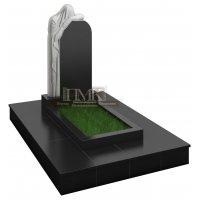 Памятник скорбящая