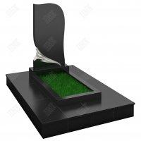 Надгробный памятник из гранит Тюльпан
