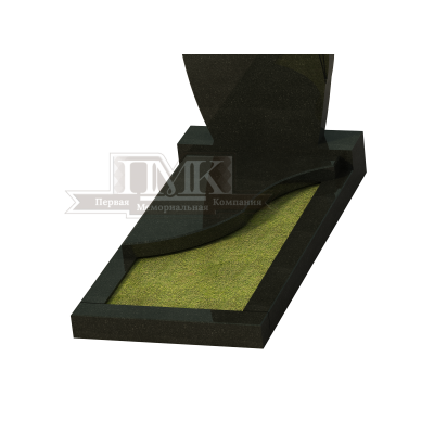 Плита надгробная N 10
