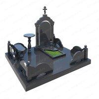 Оформление захоронения № 14